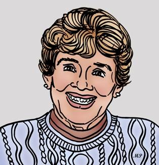 Betsy Palmer by MP69